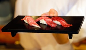 tuna: Sells record of tsuna in year's first auction