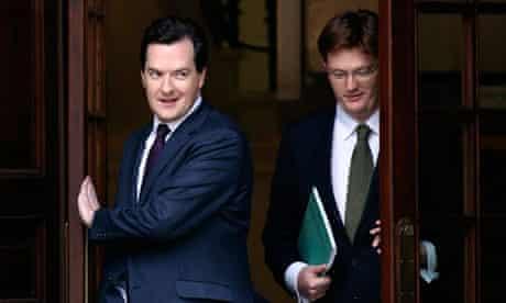 Chancellor George Osborne Prepares for Autumn Budget Statement
