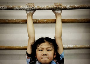 China's children: Children's Olympic Dreams