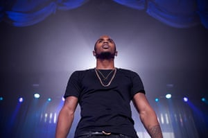 Week in Music: Trey Songz performs at UNO Lakefront Arena in New Orleans