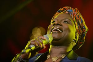 Week in Music: Angelique Kidjo performs at St. John's Archcathedral in Warsaw