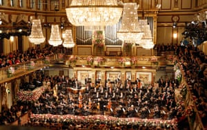 Week in Music: The New Year concert of the Vienna Philharmonic Orchestra