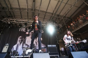 Week in Music: Justin Young of The Vaccines at The Falls Music and Arts Festival