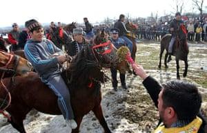 Epiphany Day: Epiphany Horse Race