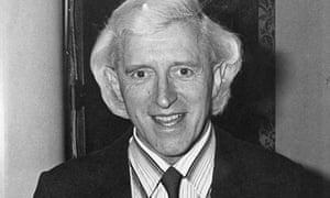 Jimmy Savile in 1980