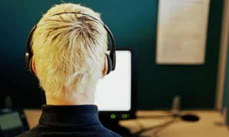 customer service call centre technology