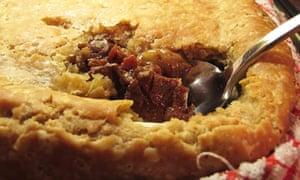 Felicity's perfect steak and ale pie
