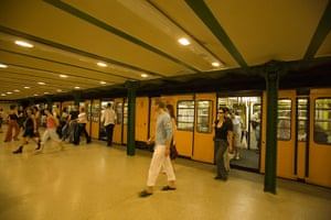 World subways: Budapest subway, the oldest in continental Europe