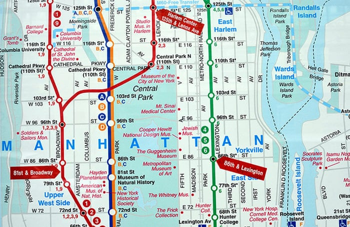 One Little West 12th Street Subway Map.Six Of The World S Best Metro Systems In Pictures Travel The