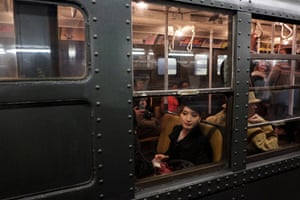 World subways: Vintage New York City Subway Trains