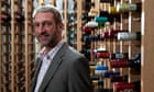Steve Lewis, chief executive of Majestic Wine.