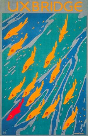 Tube Posters: Uxbridge