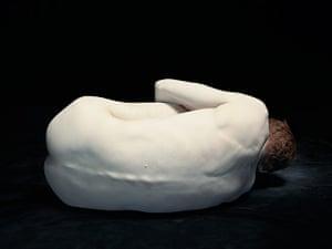 Nadav Kander: Michael curled away, 2012