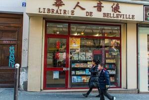 World tubes: Belleville Chinatown District, Paris, France