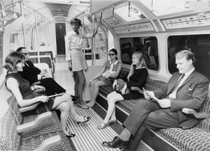 Tube through the decades: Victoria Line Exhibition, 1968