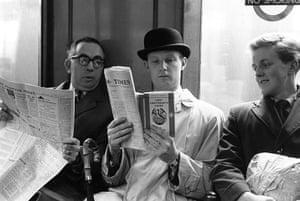 Tube through the decades: Reading on tube, 1960