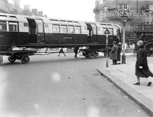 Tube through the decades: Tube underground, 1926