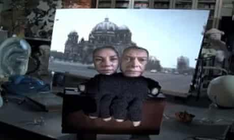 The Dom in David Bowie's music video for Where Are We Now?