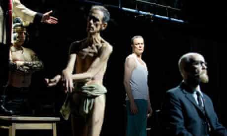 The Master and Margarita by Complicite/Simon McBurney @ Barbican Theatre