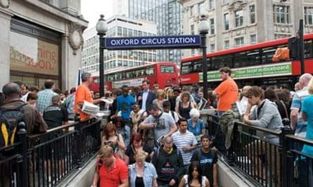 Oxford Circus