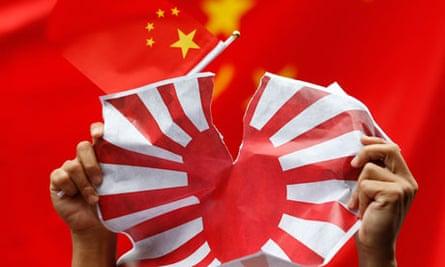 China-Japan tensions