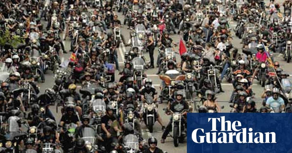 A guide to the motorbike gangs heading for the UK | UK news | The
