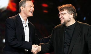 Paul Jacobs and Guillermo del Toro at CES 2013
