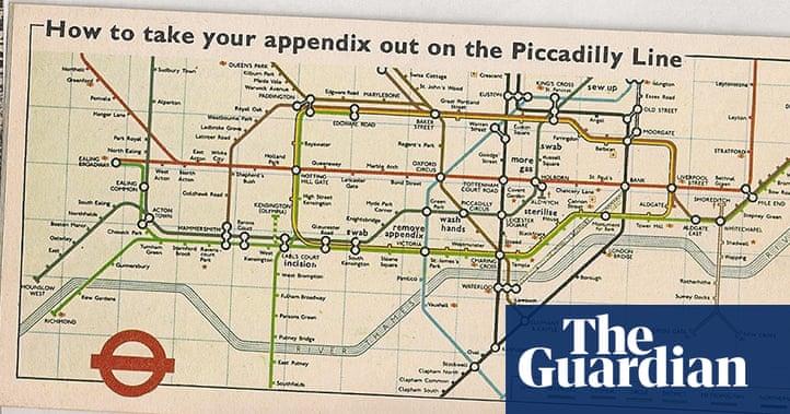 London Underground: 14 alternative Tube maps | News | The Guardian