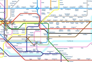 Alt tube maps: Doctor Who