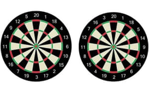 Optimal Dartboard Hits The Bullseye Science The Guardian