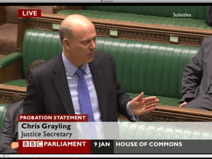 Chris Grayling.