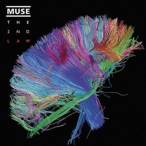 Album artwork: Muse, The 2nd Law, album artwork