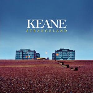 Album artwork: Keane, Strangeland, album artwork