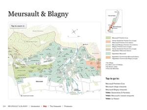 Inside Burgundy maps