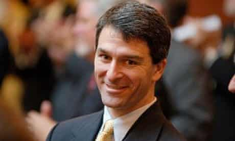 Ken Cuccinelli, Republican gubernatorial candidate for Virginia