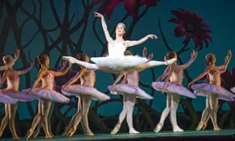 Royal Ballet Don Quixote