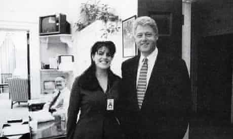 Clinton Lewinsky during 1995 shutdown