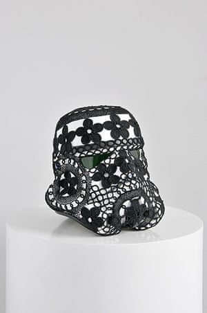 Art wars: Joana Vasconcelos, Crochet Vader