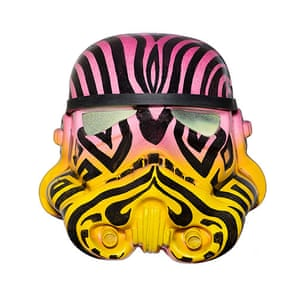 Art wars: Helmet by Inkie