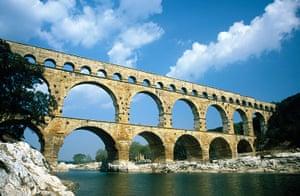 readers' 10 best bridges: Pont du Gard