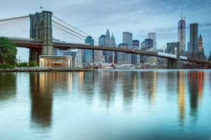 readers' 10 best bridges: Brooklyn bridge, US