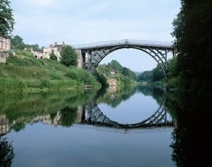 readers' 10 best bridges: the Iron bridge