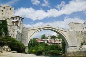 readers' 10 best bridges: Stari Most
