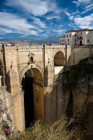 readers' 10 best bridges: Puente Nuevo