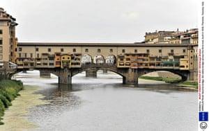 readers' 10 best bridges: Ponte Vecchio
