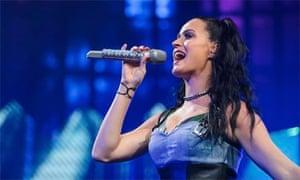 Katy Perry, iTunes festival 2013