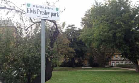 Elvis Presley Park