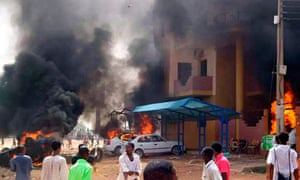 Protests over fuel subsidy cuts in Khartoum