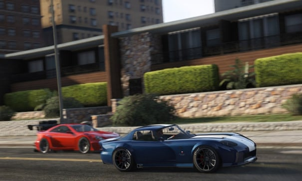 GTA Online launch – as it happened | Games | The Guardian