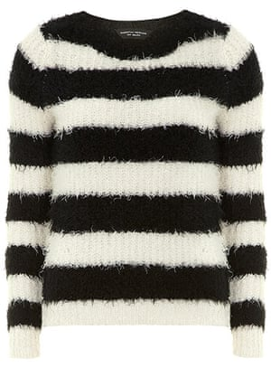 Fluffy Jumpers: Stripey - Dorothy Perkins